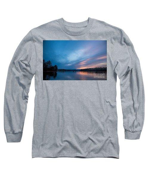 Lake James Portal Long Sleeve T-Shirt by Robert Loe