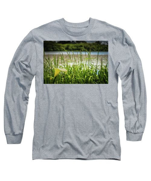 Lake Lily Long Sleeve T-Shirt