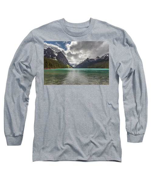 Lake Louise, Banff National Park Long Sleeve T-Shirt