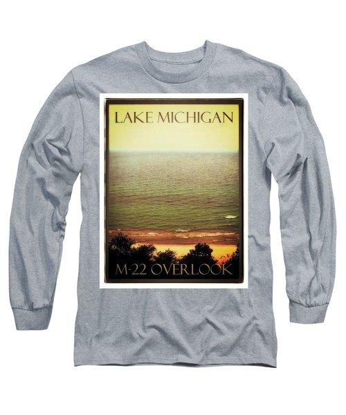 Lake Michigan M-22 Overlook Long Sleeve T-Shirt