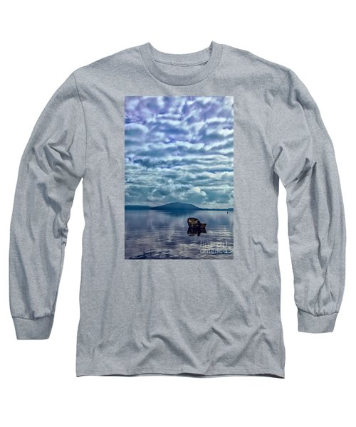 Long Sleeve T-Shirt featuring the photograph Lake Of Beauty by Rick Bragan