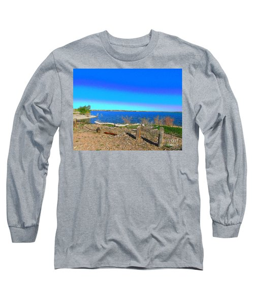 Lake Pueblo Painted Long Sleeve T-Shirt