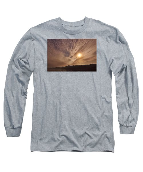 Lake Roosevelt Washington Long Sleeve T-Shirt
