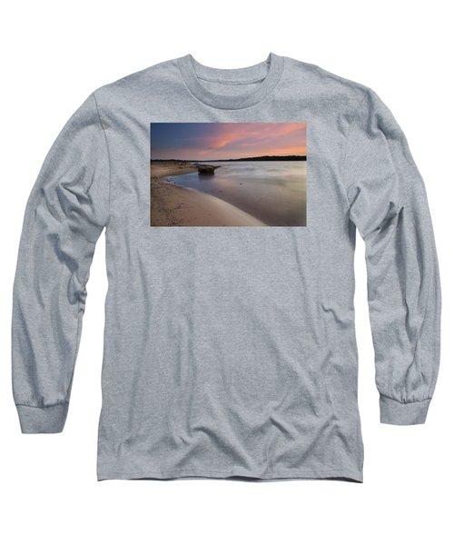 Lake Sunset IIi Long Sleeve T-Shirt
