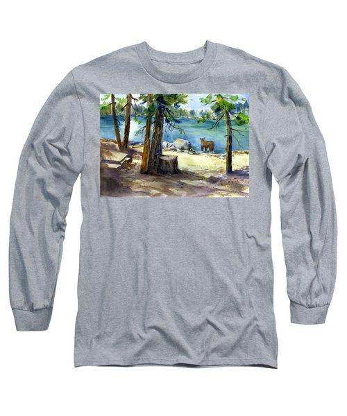 Lake Valley Bear Long Sleeve T-Shirt