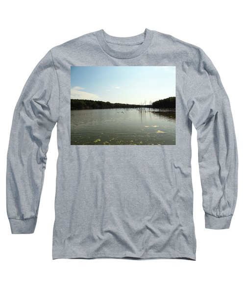 Lake View Long Sleeve T-Shirt