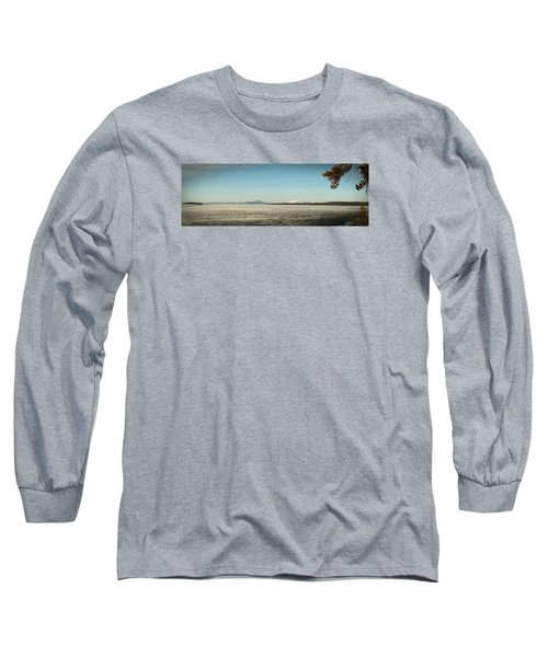 Lake Yellowstone Long Sleeve T-Shirt