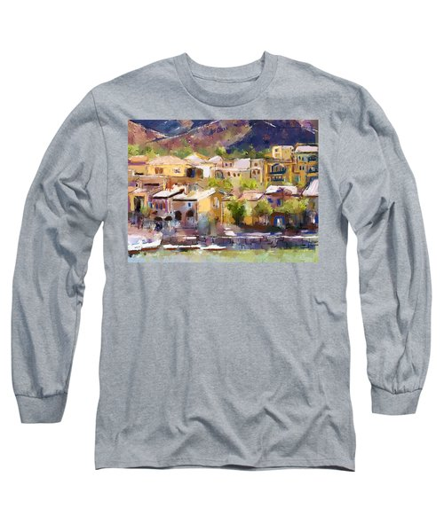 Lakeside Village Long Sleeve T-Shirt