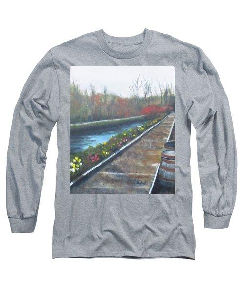 Lambertville Rr #2 Long Sleeve T-Shirt