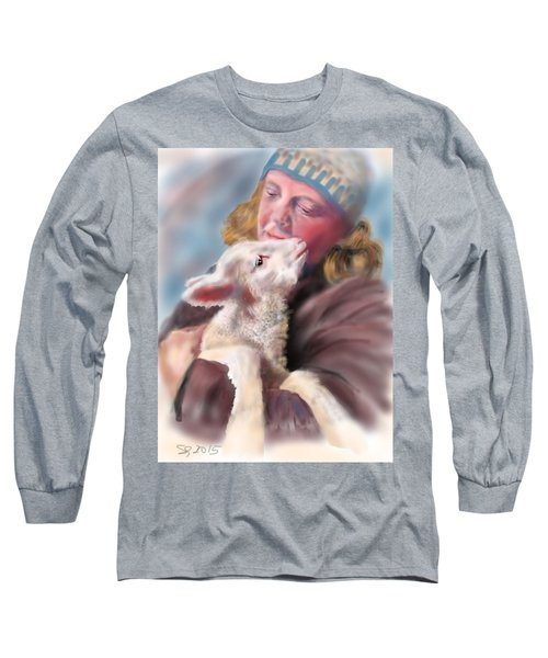 Lambie Love Long Sleeve T-Shirt