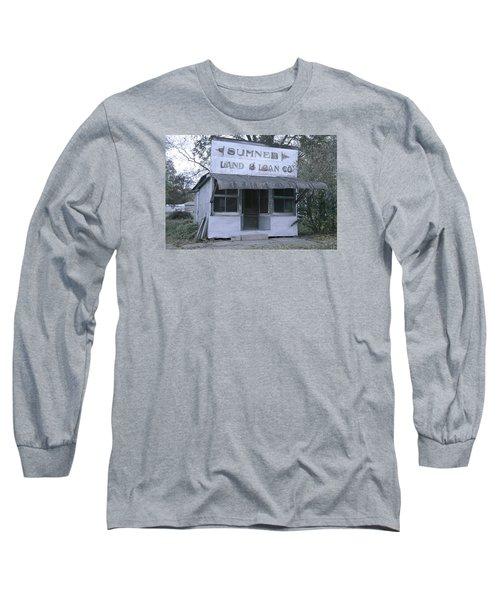 Land And Loan Co Long Sleeve T-Shirt