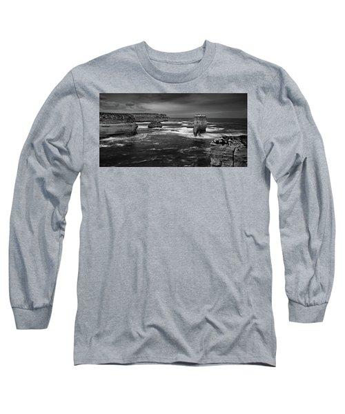 Land And Sea Long Sleeve T-Shirt