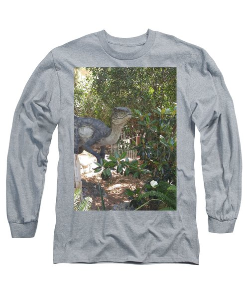 Land Of The Lost Long Sleeve T-Shirt