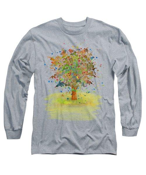 Landscape 466 Long Sleeve T-Shirt