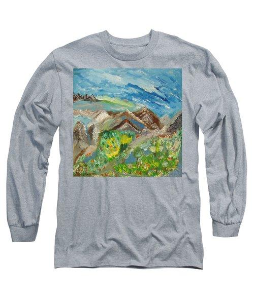 Landscape. Imagination 24. Long Sleeve T-Shirt