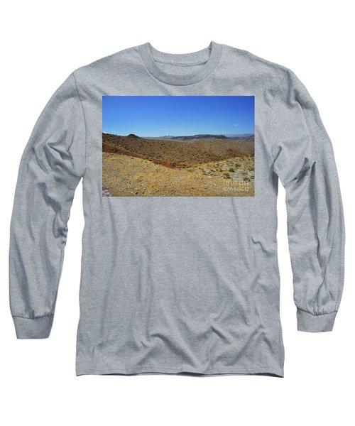 Landscape Of Arizona Long Sleeve T-Shirt by RicardMN Photography