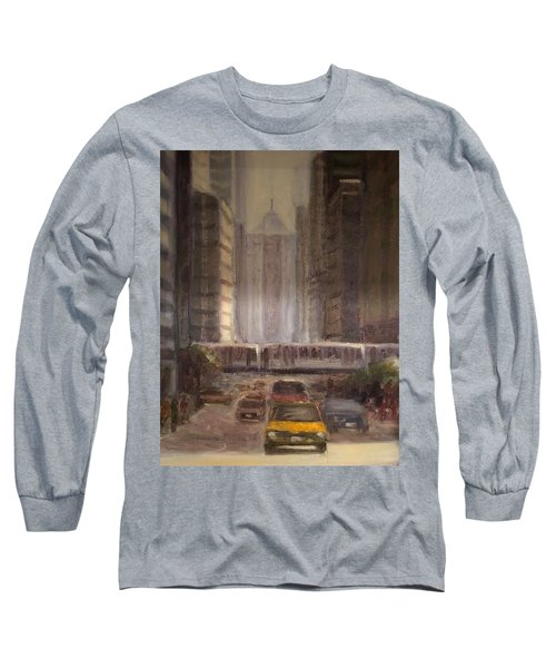 Lasalle Street Long Sleeve T-Shirt