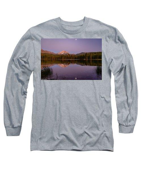 Lassen Peak Long Sleeve T-Shirt