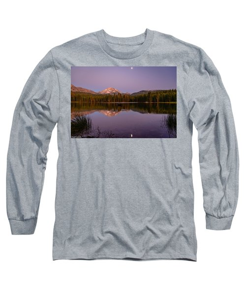 Lassen Peak Long Sleeve T-Shirt