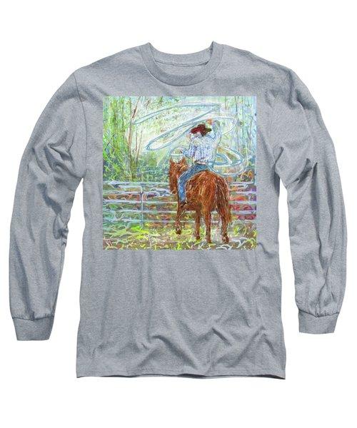 Lasso Long Sleeve T-Shirt