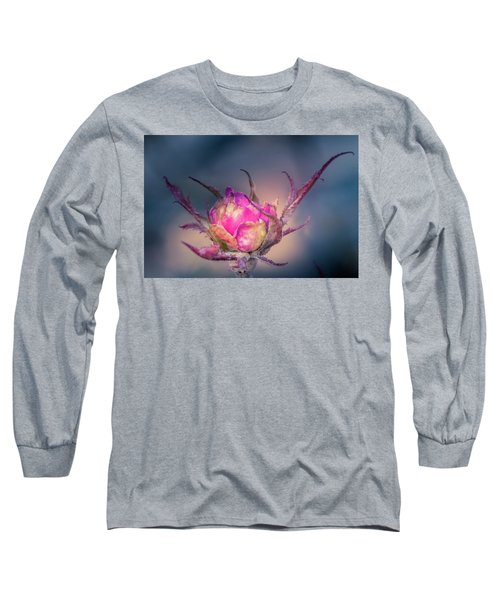 Last Color Of Summer Long Sleeve T-Shirt