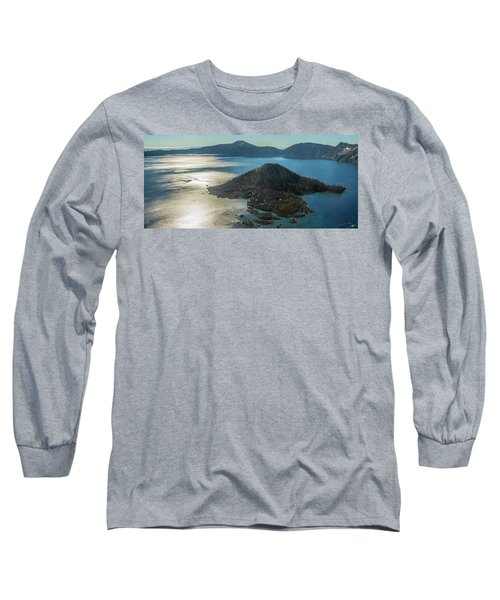Last Crater View Long Sleeve T-Shirt
