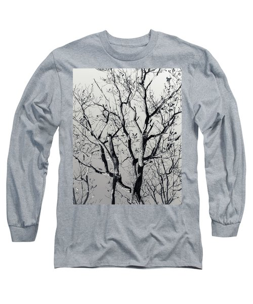Last Light Oak Long Sleeve T-Shirt