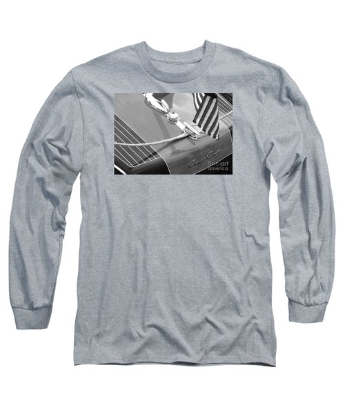 Late 1940's Chris Craft Custom Long Sleeve T-Shirt