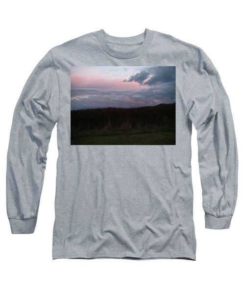 Late Light Long Sleeve T-Shirt