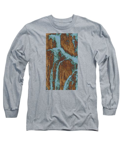 Late Summer Long Sleeve T-Shirt by Robin Regan