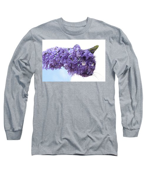 Laurel Kitty Long Sleeve T-Shirt