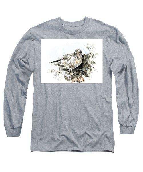 Lava Gull Long Sleeve T-Shirt