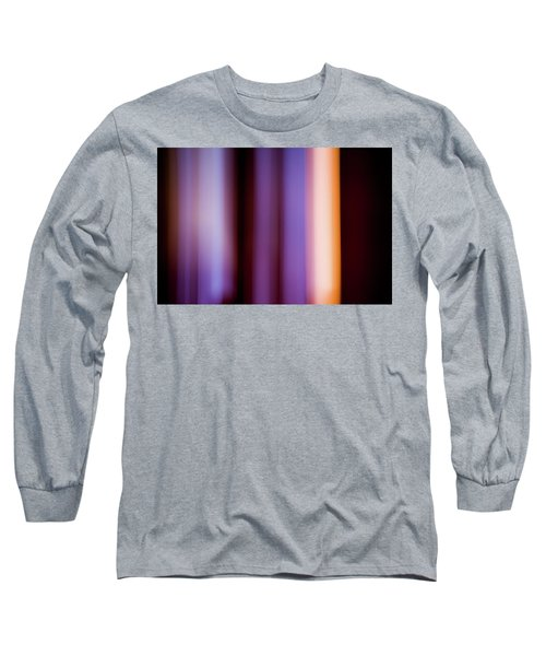 Long Sleeve T-Shirt featuring the photograph Lavender And Rose Gold by Shara Weber
