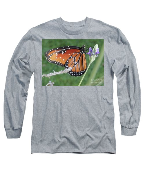 Lavender Lunch Long Sleeve T-Shirt
