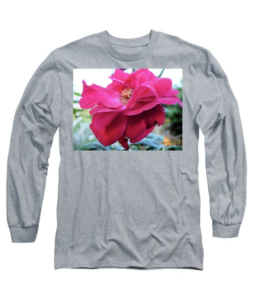Long Sleeve T-Shirt featuring the photograph Layers And Layers by Beto Machado