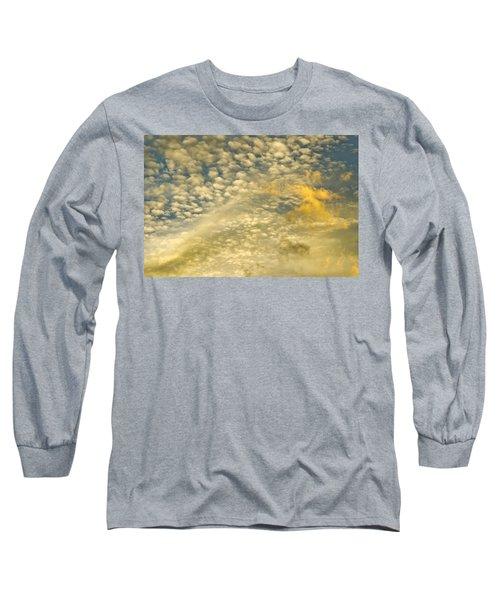 Layers Of Sky Long Sleeve T-Shirt