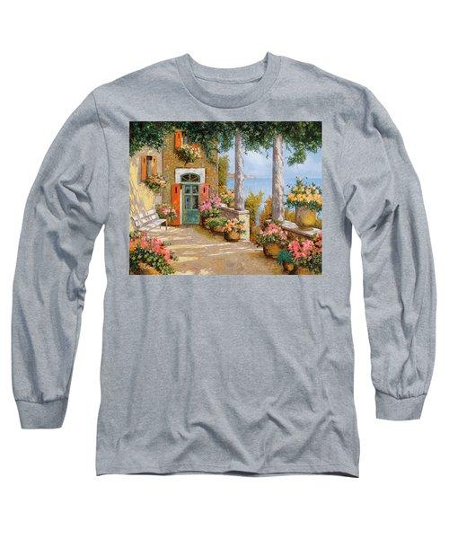 Le Colonne Sulla Terrazza Long Sleeve T-Shirt