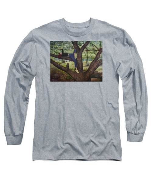 Lea Henry And The Henry Tree Long Sleeve T-Shirt