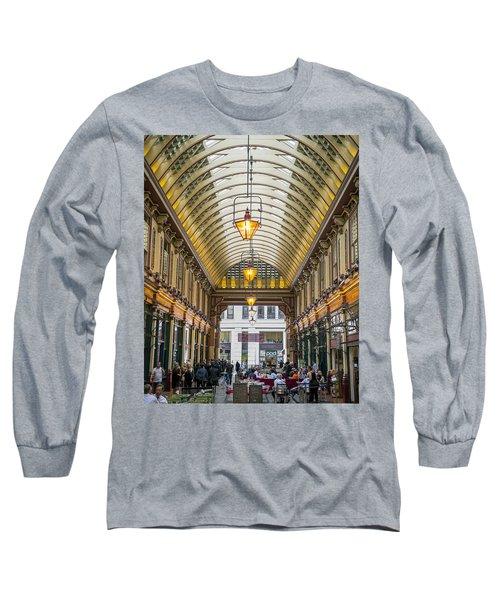 Leadenhall Market Long Sleeve T-Shirt