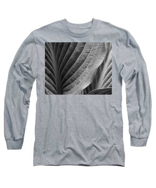 Leaf - So Many Ways Long Sleeve T-Shirt by Ben and Raisa Gertsberg