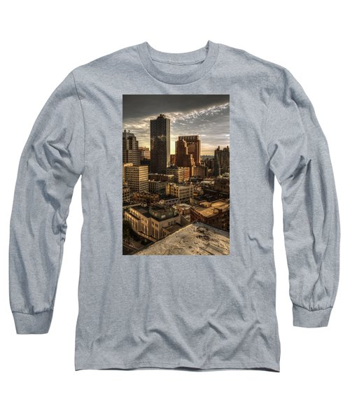 Leap Of Faith Long Sleeve T-Shirt