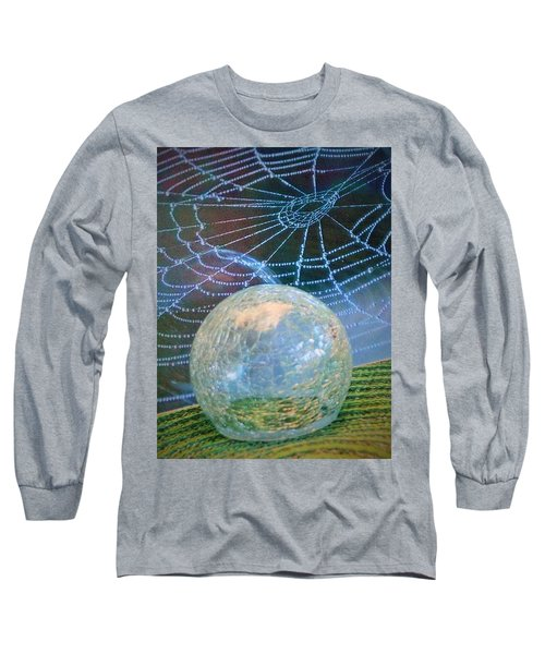 Long Sleeve T-Shirt featuring the photograph Learning by John Glass