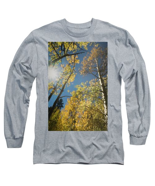Leaves Of Fall Long Sleeve T-Shirt