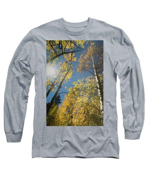 Leaves Of Fall Long Sleeve T-Shirt