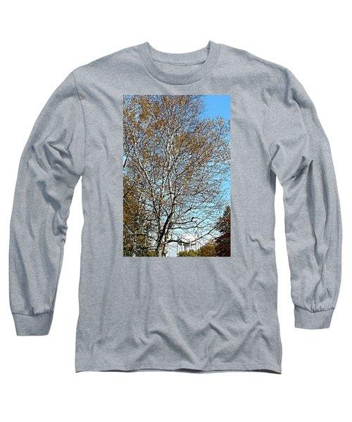 Leftover Long Sleeve T-Shirt by Jana E Provenzano