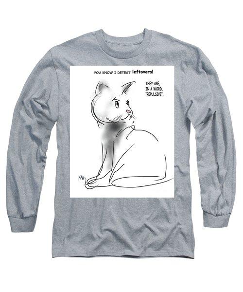 Leftovers Long Sleeve T-Shirt