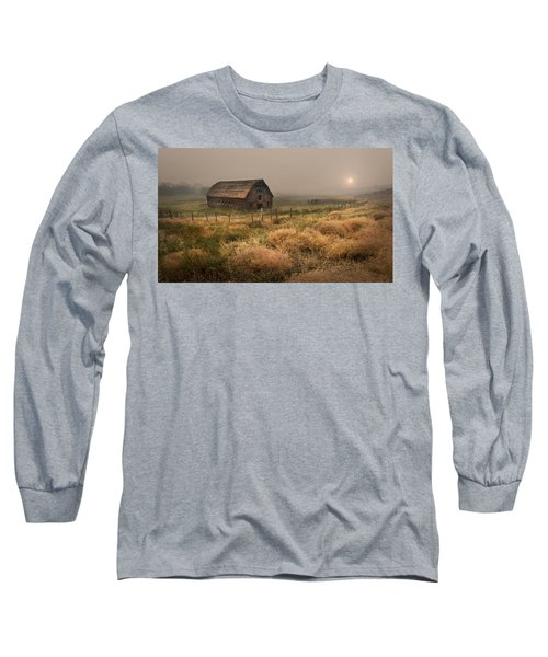 Legacy - Haynes Ranch Barn Long Sleeve T-Shirt by John Poon