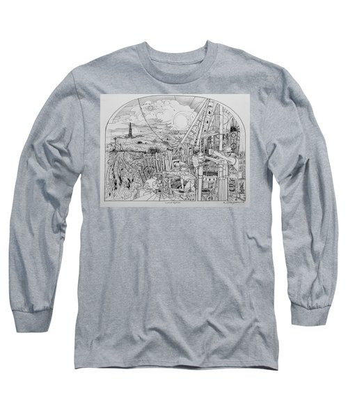 Legends Of Rig Ram Long Sleeve T-Shirt