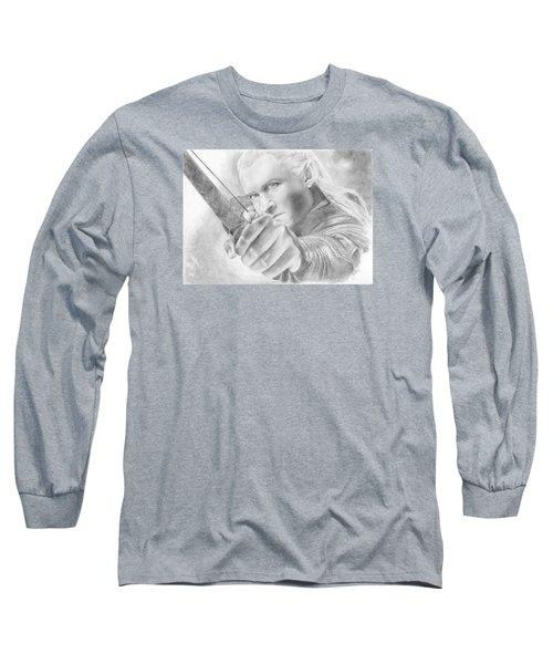 Legolas Greenleaf Long Sleeve T-Shirt
