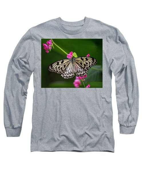 Leisurely Lunch Long Sleeve T-Shirt